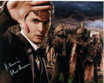 Kevin Hudson, Doctor Who,  10 x 8 genuine signed autograph 10378
